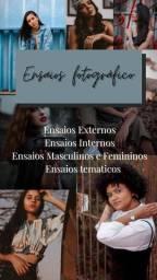 Ensaios Fotograficos-Pacotes promocionais para o mês de março