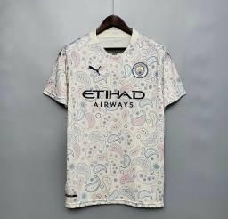 Camisa de time Tailandesa - Manchester City