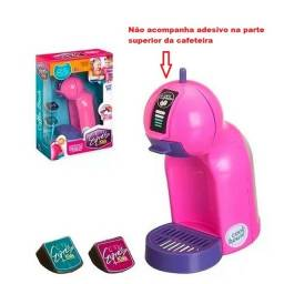 Cafeteira Expresso Kids Brinquedo Infantil - Zuca Toys