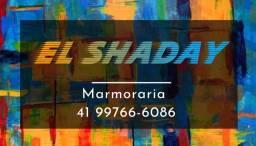 Marmoraria El Shaday Reparos e Reformas