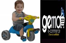Título do anúncio: Motoca infantil - super resistente - Bandeirantes -pronta entrega