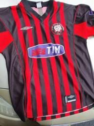 Camisa Athletico Paranaense 2001
