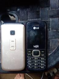 celulares quebrados