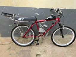 Título do anúncio: Bike com motor 80c