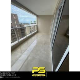 Título do anúncio: Apartamento com 3 dormitórios para alugar, 190 m² por R$ 6.200/mês - Altiplano Cabo Branco