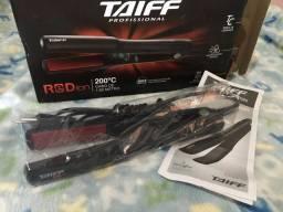Prancha profissional TAIFF RED ÍON (nova )