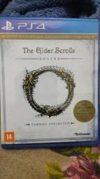The Gilder Scrolls - online - PS4 - mídia física