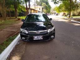 Honda Civic Lxs 1.8 flex automático 2014