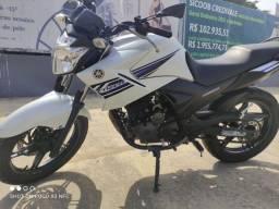 Moto Fazer *ENTRADA DE 1500