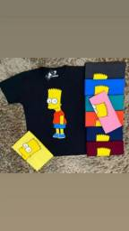 Título do anúncio: Camiseta Bart Simpson