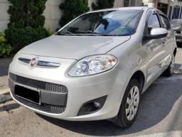 Fiat Palio Atractive 1.4 flex 2013 87.000km prata $25.000