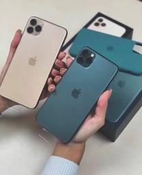 Iphone 11 Pro Max Seminovos / Estado de Zero / 64gb / 256gb / Aceitamos o seu na troca