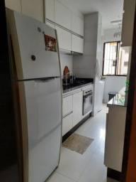 Apartamento  dois dormitórios com opção de mobiliado