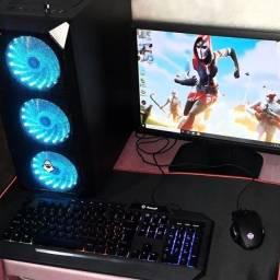 Pc Gamer Intel Cori i7 Completo e Novo!!