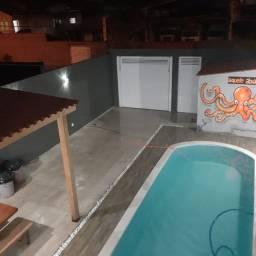 Casa com piscina - Enseada Guarujá