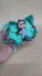 Laço Temático de Princesa Jasmine