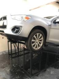 Rampa automotiva lava rápido/troca de óleo entre outros