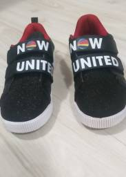 Tênis Now United 36