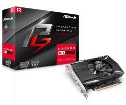 Placa de video AMD Phantom Gaming Radeon RX560 4GB