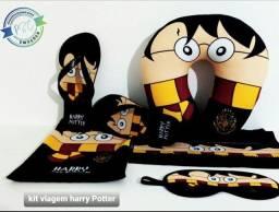 Kit viagem harry Potter