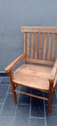 Título do anúncio: Cadeira peroba rosa
