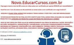Título do anúncio: Vídeo Aulas por apenas R$ 30,00 anual