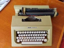Máquina datilografia - Olivetti LETTERA 25