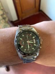 Relógio seiko f1 racing