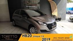 HB20 UNIQUE 1.0