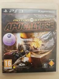 Motor Storm apocalypse para play 3