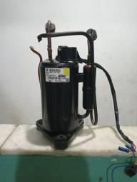 Motor compressor  ar condicionado  esplit