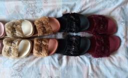 Sandálias ? femininas