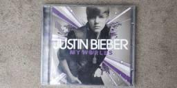 Cd Justin Bieber my worlds