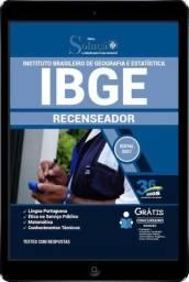 Concurso IBGE 2021 OPORTUNIDADE