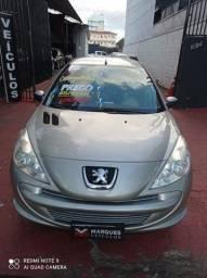 Excelente Peugeot 207 XR 2012 1.4 Flex Completo