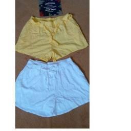 Shorts em Viscose! M
