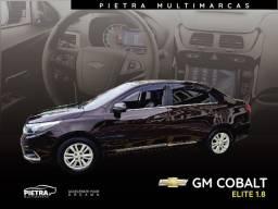 Título do anúncio: Chevrolet Cobalt 2017 1.8 mpfi elite 8v flex 4p automático