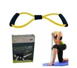 Elástico de tensão para exercícios físico