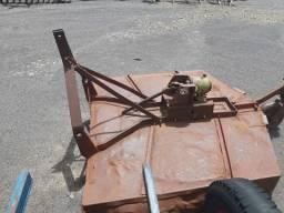Roçadeira de hidraulico de trator
