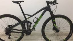 Bicicleta niner full carbono