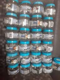 58 Potinhos de papinha