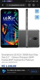 Celular LG K12+