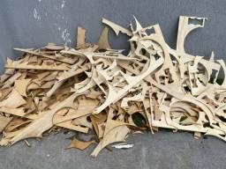Doa-se retalho madeira compensado naval