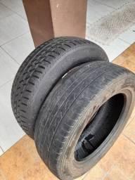 Vendo 2 pneu aro 15