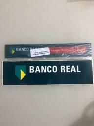 Adesivo original banco Real