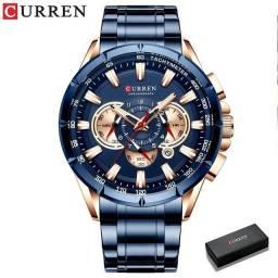 Relógio Curren Top Original*** Entrega grátis***