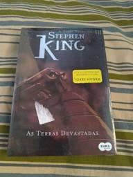 As Terras Devastadas Stephen King NOVO