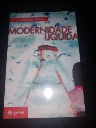 Livro Modernidade Líquida