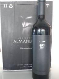 Alma Negra vinho tinto