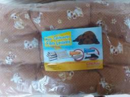 Colchonete fibra lavável chikao Pet